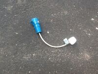 Caravan hook up lead adaptor Caravan to mains 2 Available £7.50 each Collect from Madeley, Telford