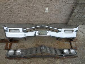 1964 Buick Lesabre Grill and Bumper