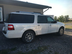 2013 Ford Expedition Limited SUV, Crossover