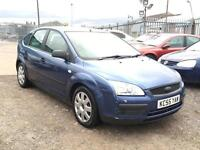 2006/55 Ford Focus 1.6 LX LONG MOT EXCELLENT RUNNER