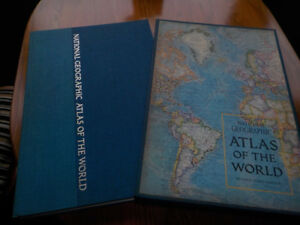 National Geographic Atlas of the World - Revised 3rd Edition