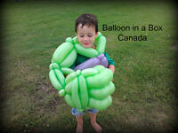 Balloon Twisting for Birthday and other Events