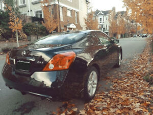 2013 Altima Coupe - Fully Loaded - Low KMs - $14,500 OBO