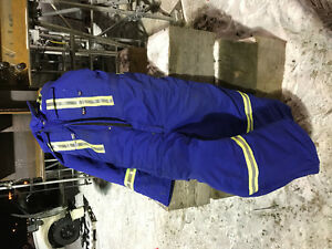 Winter coveralls