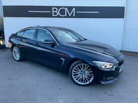 image for 2016 BMW 4 SERIES GRAN COUPE 2.0 420d Luxury Gran Coupe Auto (s/s) 5dr Hatchback