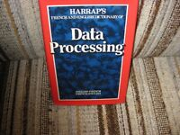 DICTIONNAIRE DATA PROCESSING HARRAP'S FRENCH AND ENGLISH Laval / North Shore Greater Montréal Preview