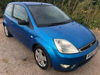 cheap 2006 Ford Fiesta 1.4 Zetec - 7 service stamps to 92k miles 08/2017 2 keys