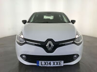 2014 RENAULT CLIO D-QUE M-NAV NRG DCI ECO DIESEL 1 OWNER RENAULT SERVICE HISTORY