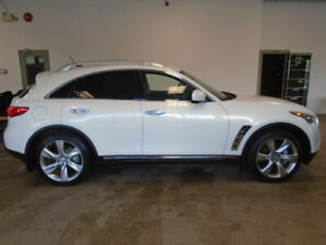 2009 INFINITI FX50S LUXURY SUV! NAVI 390HP SPECIAL ONLY $13,900!
