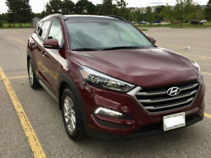 2017 Hyundai Tucson AWD 4dr 2.0L Luxury