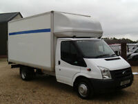 Ford Transit 2.4TDCi ( 115PS ) 350EF LWB BOX WITH TAILLIFT 6SPEED