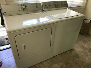 Maytag HE Centennial Washer & Dryer