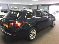 2014 Vauxhall Astra 2.0 CDTi 16v Elite Sport Tourer (s/s) 5dr