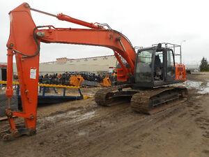 2011 ZX200LC Hitachi Excavator (3000 Hrs)