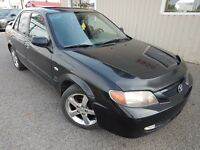 2003 Mazda Protege ES_TOÎT_A\C_MAGS_Groupe Élect_FULL