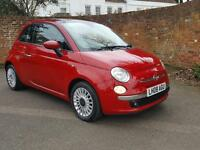 Fiat 500 1.2I LOUNGE / 1 OWNER ONLY 30000 MILES BLUETOOTH
