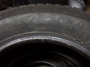$300 WINTER TIRES 15 INCH London Ontario image 6