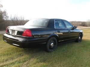 2010  and 2008 Ford Crown Victoria Police Package Sedan Strathcona County Edmonton Area image 2