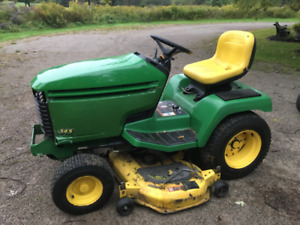 Wanted John Deere 318,322,345,400,420,425,485 Project Tractors