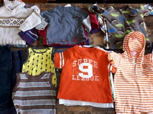 Vêtements garçon 18 à 24 mois  * FAITES VOTRE LOT v