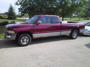 1996 Dodge 2500 diesel