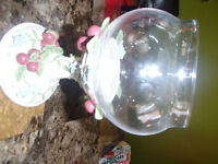CHERRY BLOSSOM CANDLE HOLDER--NEW!