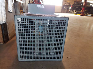 Fan cooled braking resistor London Ontario image 1