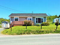 Blaketown Home for Sale - Affordable, 40 Min to St John's