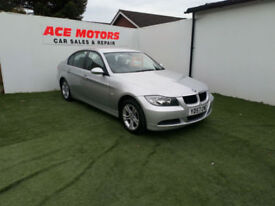 2007 57 BMW 318 2.0TD d SE SALOON,ONLY 74000 MILES WITH FULL SERVICE HISTORY