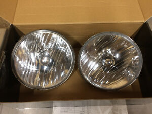 2012 Jeep Wrangler headlights