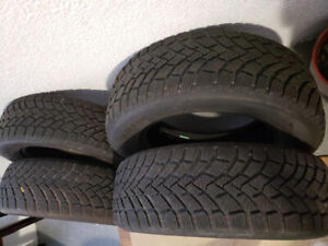 Winter tires for sale 225  R60 16