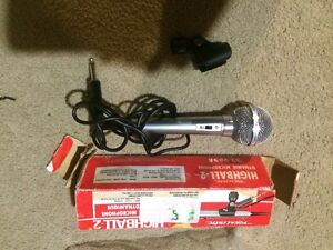 Brand New In Box Vintage Realistic Mic