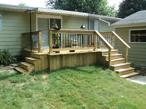 RIDGID RENOVATIONS & CONTRACTING - CUSTOM DECKS & FENCES