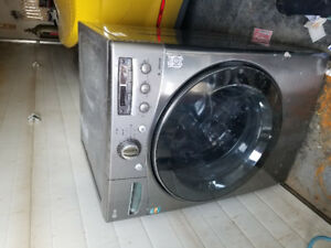 Lg extra large washer