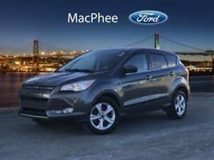 2016 Ford Escape SE  - Certified - Bluetooth -  SiriusXM
