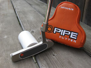 Nickent Pipe Putter Right Hand