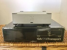 Wadia 170i Transport & Dock for iPod, iPhone and iPad