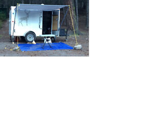 6 x 10 Fully loaded Hunting Trailer