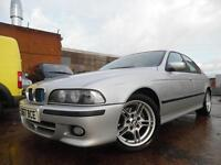 BMW 525I M-TEC SPORT 4 DOOR SALOON MANUAL