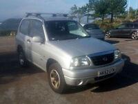 2003 (53) Suzuki Grand Vitara 16V Sport, 1590cc Petrol, 5 Speed Manual, 4x4, 4WD