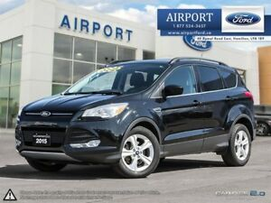 2015 Ford Escape SE FWD with only 86,061 kms