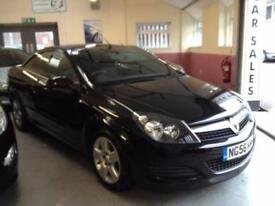 2006 Vauxhall Astra 1.6 i 16v Twin Top 2dr