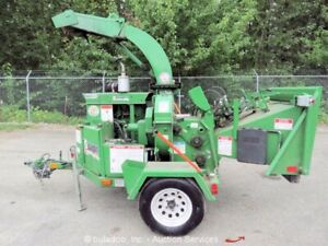Wanted commercial wood chipper