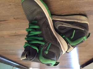 Size 12 Nike high tops