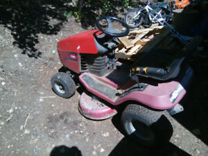 "Lawn Garden Tractor Mower Toro Wheelhorse 16HP 38"" Cutting Deck"