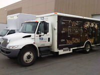 F/T Route Sales Driver for Breyers Ice Cream in Calgary area
