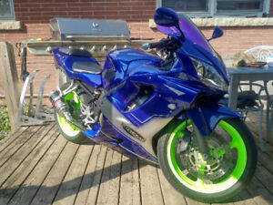 Mint 2002 cbr f4i sell or trade