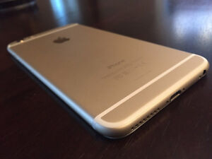 iphone 6 plus 64g white/gold Cambridge Kitchener Area image 2