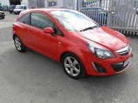 Vauxhall/Opel Corsa 1.2i 16v ( 85ps ) 2012.5MY SXi