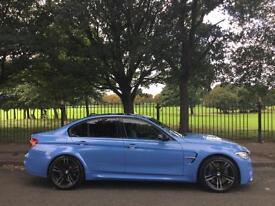 2016 16 BMW M3 3.0 4D AUTO 426 BHP